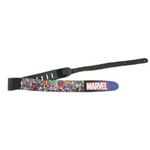 Marvel Universe Leather Guitar Strap