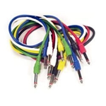 Colour Coded Patch Cables