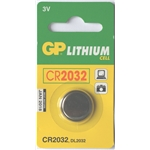 GP Batteries CR2032-7C1 1-pkt